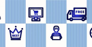 e-commerce feature icons