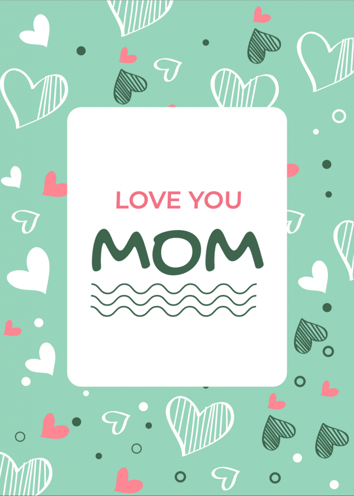 mother's day card 9