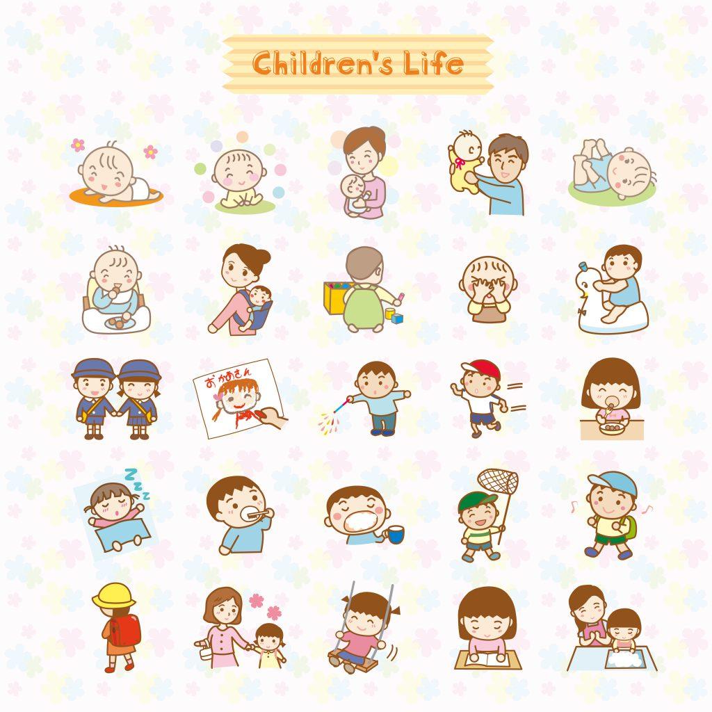 Children Illustration 9