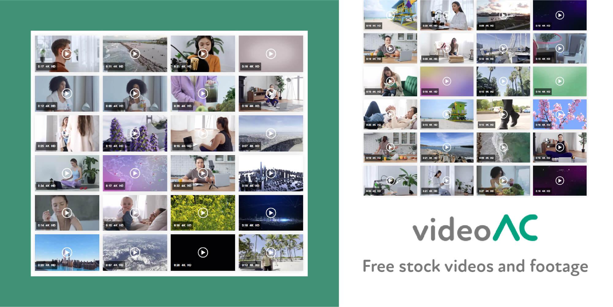 video-ac free stock video